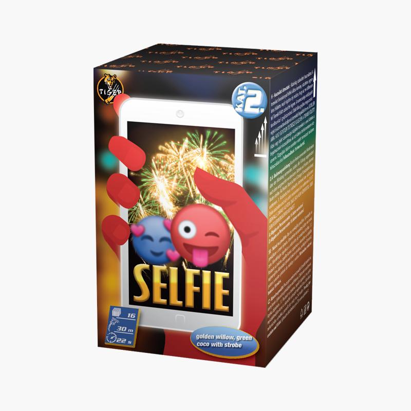 Selfie tűzijáték telep